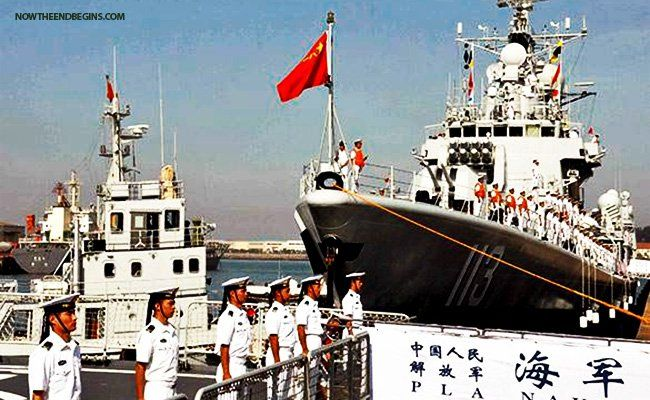 HERE COMES CHINA: Beijing Sending Troops To Join Russian War In Syria