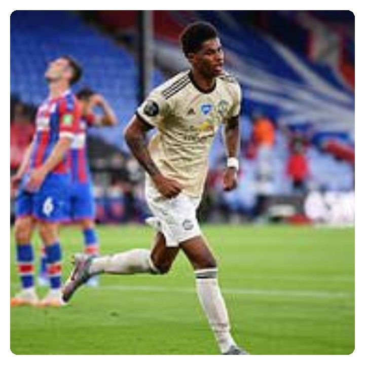 Crystal Palace Vs Man Utd 0 2 Highlights Download Video In 2020 Anthony Martial Crystal Palace English Premier League