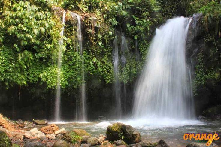 Jatiluwih Waterfall Tabanan - Objek Wisata di Bali yang Menarik