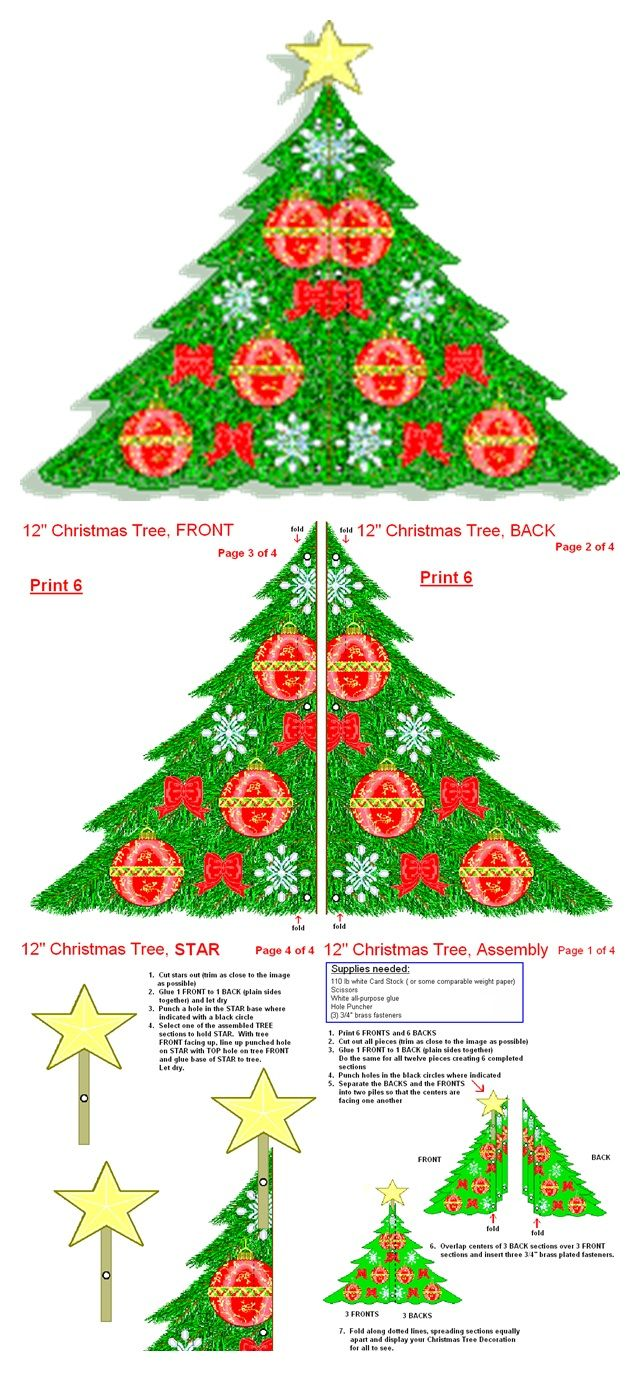 367 best CHRISTMAS CARDS POP UP & KIRIGAMIS images on Pinterest ...