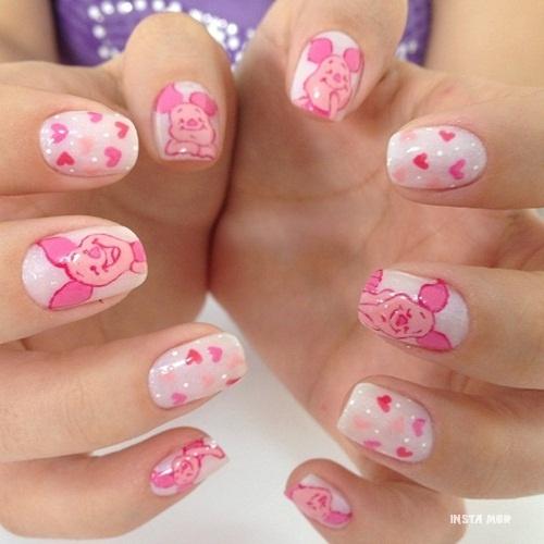 Piglet nails - 34 Best PIGLET NAILS Images On Pinterest Piglets, Baby Pig And
