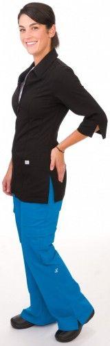 835 Excel 4-Way Stretch Jacket - Professional Choice Uniforms Store   Nursing Uniforms in Canada  