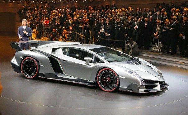 Deretan Mobil Lamborghini ini disinyalir paling CEPAT