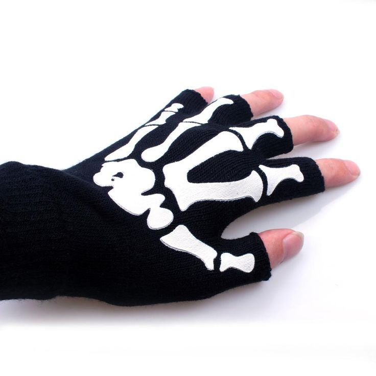 Pair of Winter Warm Gloves Halloween Christmas Skeleton Funny Claw Gloves Lady Man Keyboard Kids Playing Soft Finger Warming. Yesterday's price: US $5.08 (4.20 EUR). Today's price: US $3.35 (2.77 EUR). Discount: 34%.