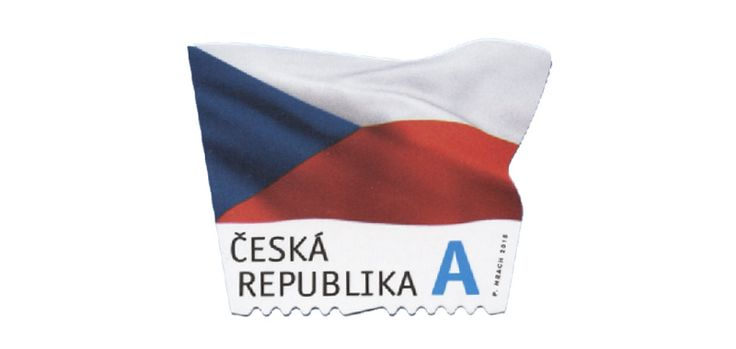 COLLECTORZPEDIA The Flag of the Czech Republic