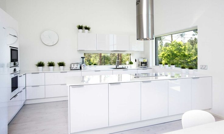 Sisustus - keittiö - Gloria-keittiöt - Moderni - 52950315498e5d0348a5d3dd - sisustus.etuovi.com