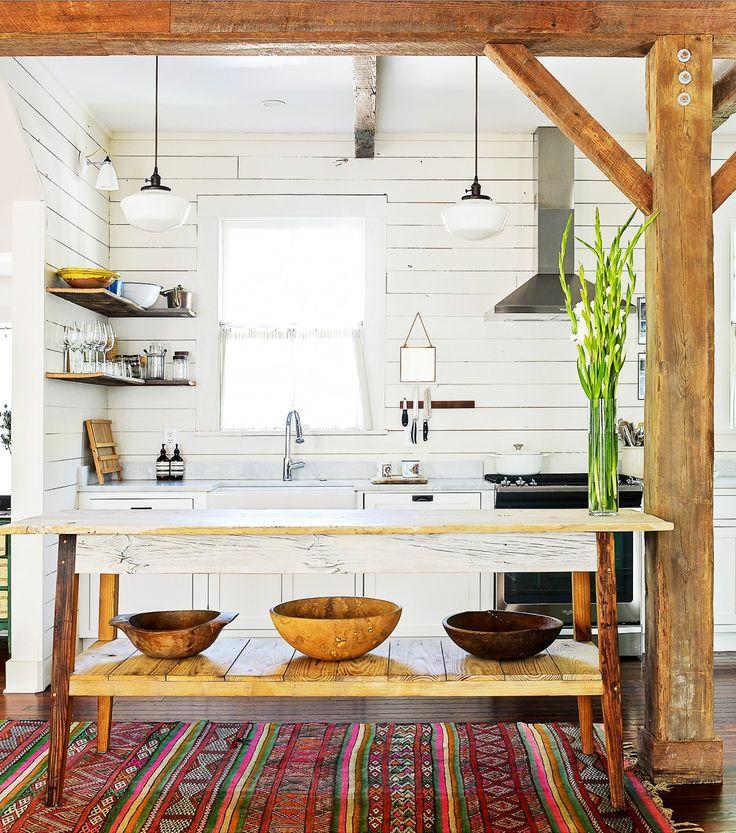 Rustic Modern Kitchen Cabinets: 25+ Best Ideas About Modern Cottage On Pinterest