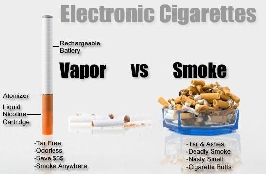 — E-cigs are odorless. You won't be inhaling deadly smoke, tar, and ash. Switch to #vaping, for your #health and for those you love. #QuitSmoking www.aercigs.com