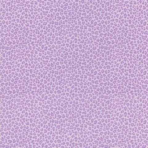 Purple Cheetah Print - 44362507 from Kids World book