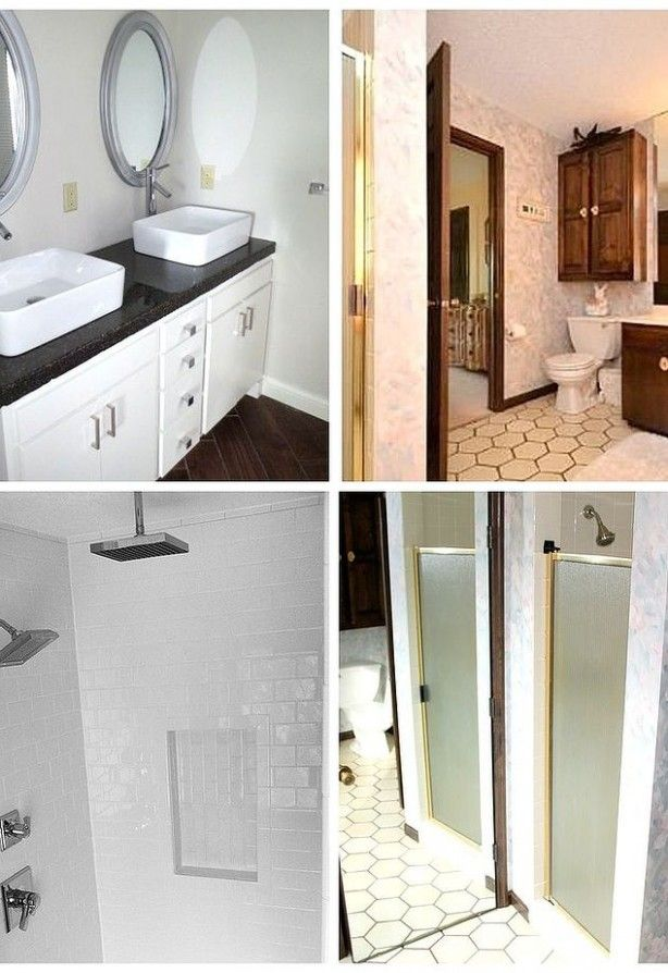 30 Impressive Master Bathroom Remodel Ideas Before After