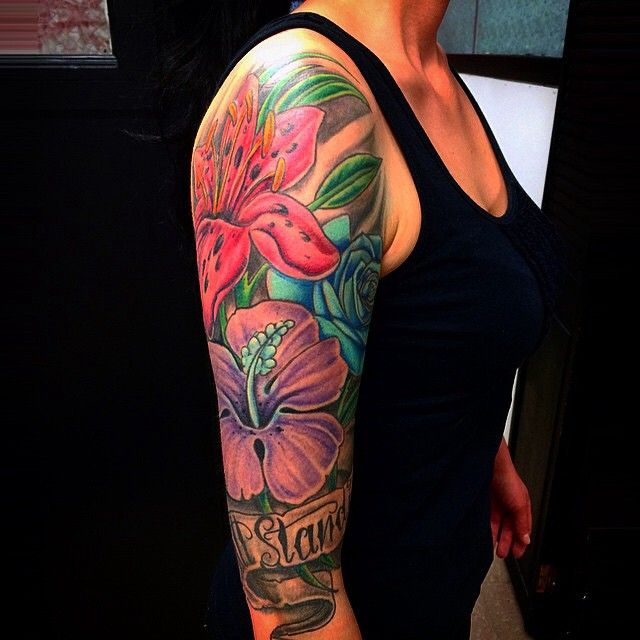 15 best hawaiian flower tattoo meaning images on pinterest for Hawaiian sayings tattoos