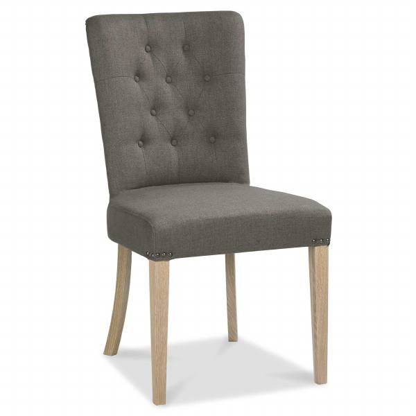 Charente Upholstered Dining Chair, Chalk Oak available online at Barker & Stonehouse. Browse our fabulous range today!