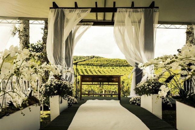 10 vinícolas para casar no Rio Grande do Sul