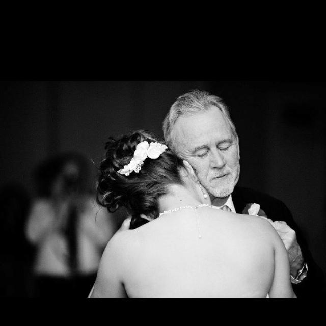 Vader - dochter dans