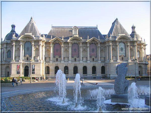 Lille, palais des beaux arts