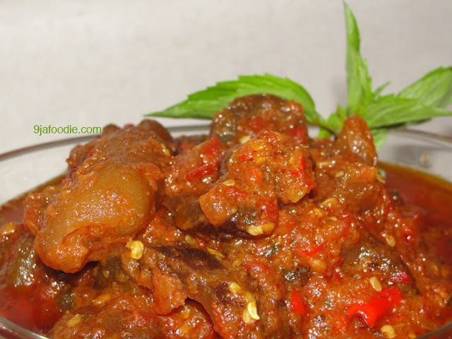 9jafoodie | Nigerian Food Recipes – Ata DinDin ( Fried Pepper Sauce)