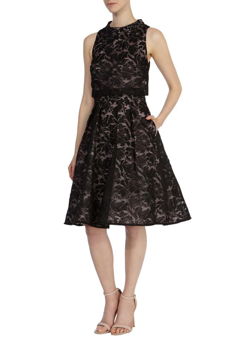 SHOLA LACE DRESS