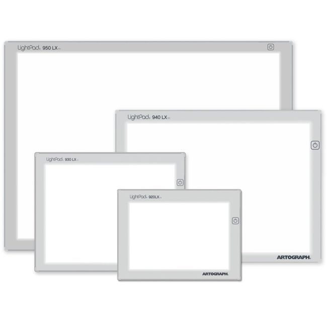 Artograph LightPad LX serie