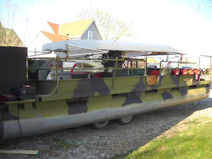 17 best bowfishing plans images on pinterest for Bow fishing boats