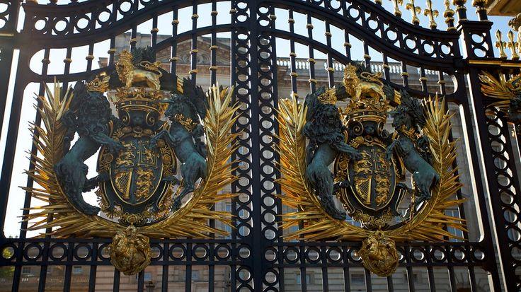 バッキンガム宮殿 / ロンドン イギリス