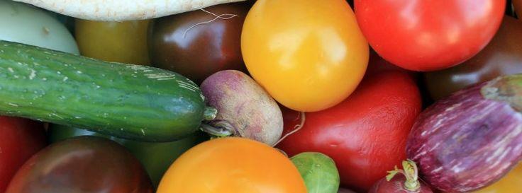 Gemüse: Sattmacher mit wenigen Kalorien
