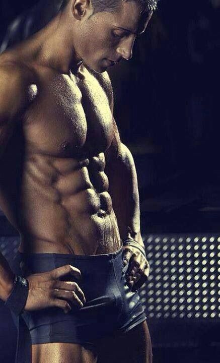 Male Hard Abs 42