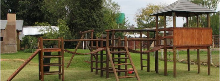 30 best ideas about playground on pinterest sand boxes for Wooden jungle gym plans