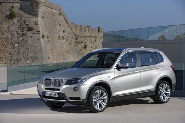 2015 bmw x3 owner's manual
