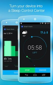Smart Alarm Clock Free – Sleep Well and Wake Up Refreshed