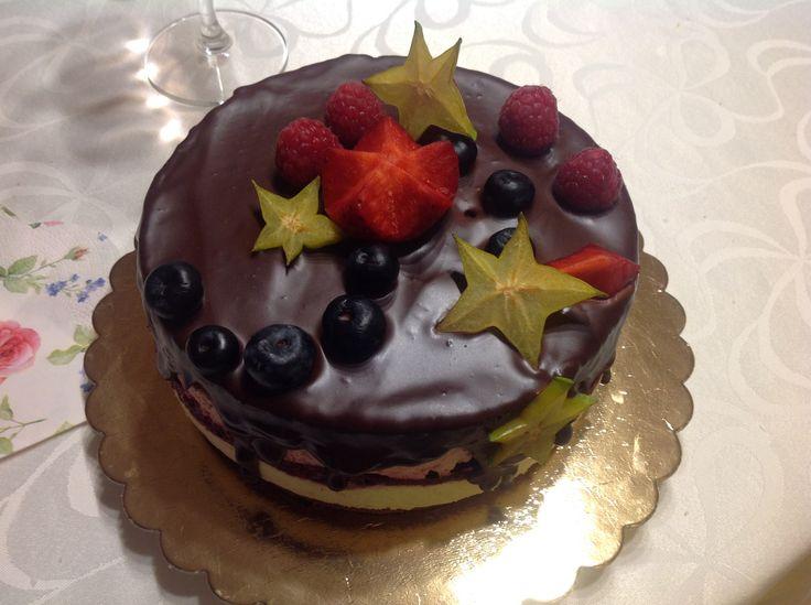 Mousse torta