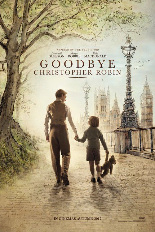Goodbye Christopher Robin (2017) Full Movie Streaming HD