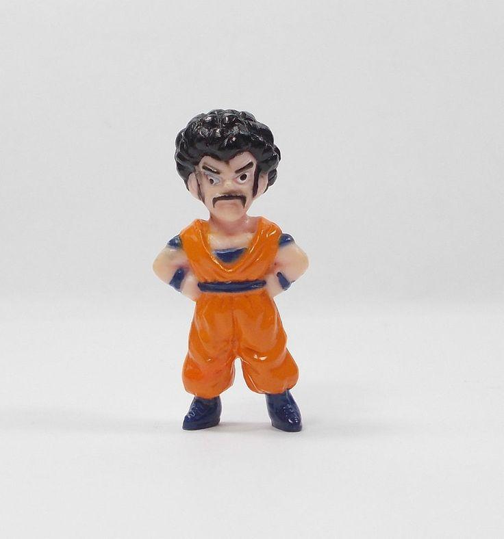 Dragon Ball Z - Micro Mini Figure - 3.5 cm Tall - 1989 B.S.S.T.A (49)
