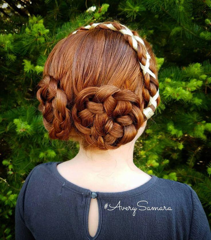 Princess Leia Hair. Star Wars Hair. Prin…