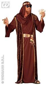 Arab Shiek Costume
