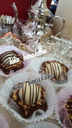 Mini tartellate dôme au chocolat  - kiko et sa table garnie