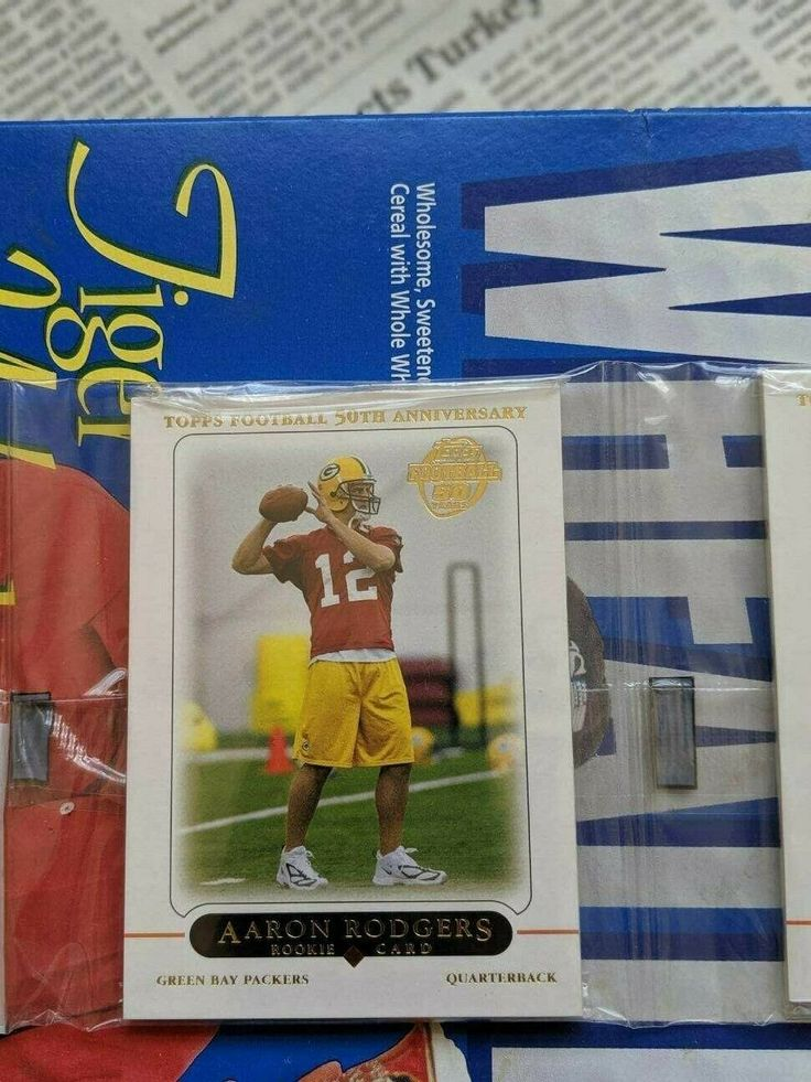 2005 topps aaron rodgers rookie 431 sp rc rare gem