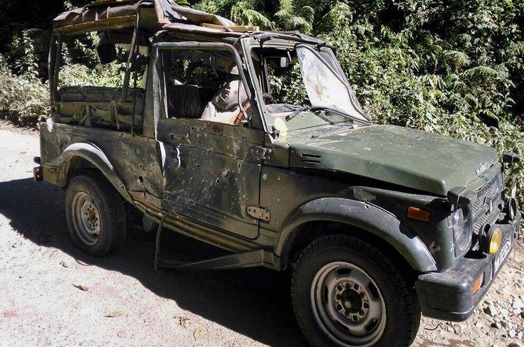 Dua Prajurit India Dibunuh yang Sudah Diduga Pemberontak