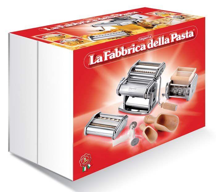Scatola multipla La Fabbrica della Pasta.