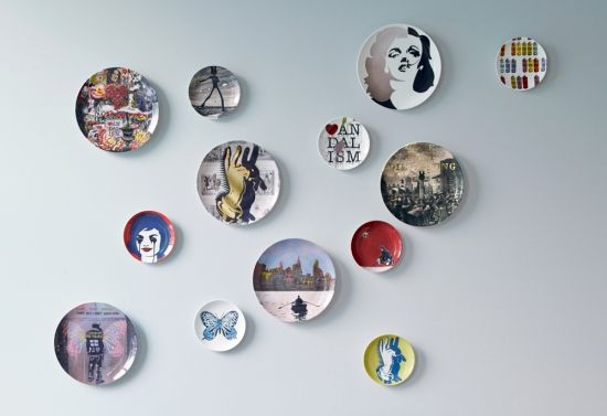 Royal Doulton Street Art Plate Collection - Perfect for Father's Day