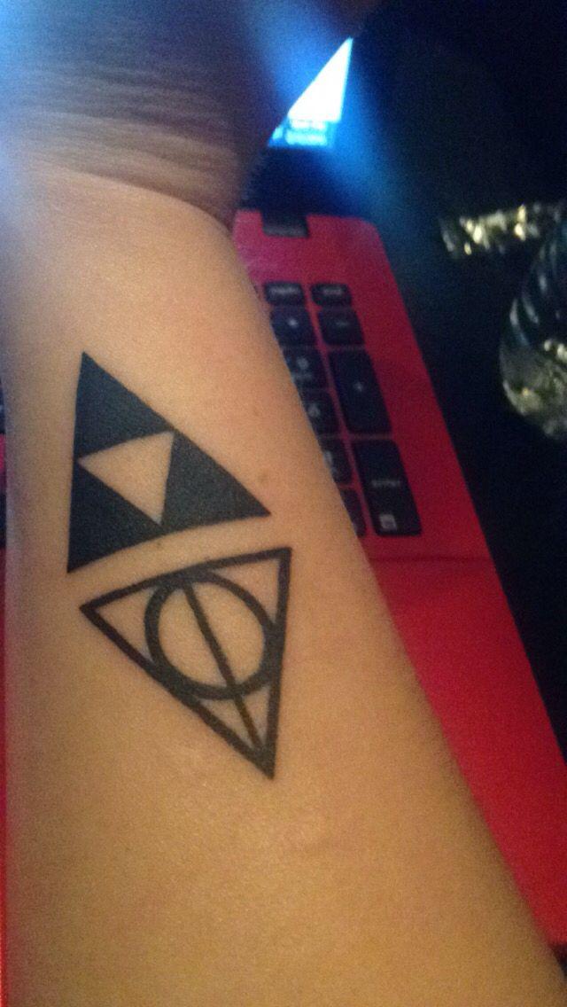 Tatouage Zelda Coeur