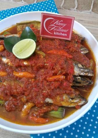 Ikan Pindang dan Terong Bumbu Balado (Diet Enak Diabetes)
