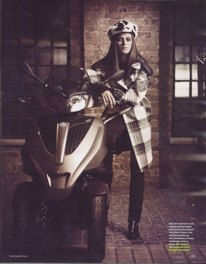 Piaggio MP3 Yourban LT coverage in FT How To Spend It