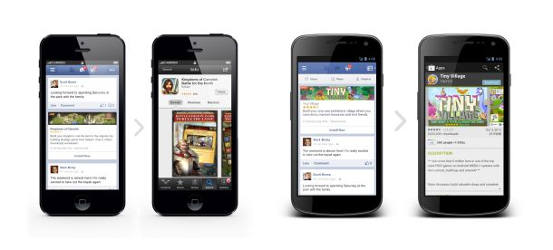 Facebook opens floodgates for mobile ads in users News Feeds | Internet & Media - 10.17