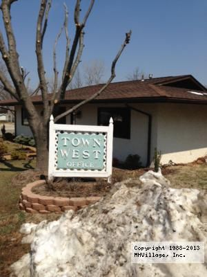 Town West Mobile Home Community In Saint Charles MO Via MHVillage