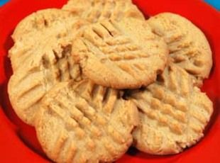 Coconut Flour Peanut Butter Cookies and more of the best coconut flour cookies recipes on MyNatualFamily.com #coconutflour #recipes