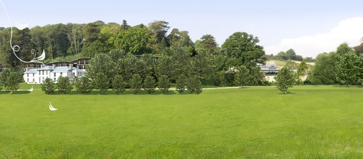 The Cornwall Hotel & Estate, Tregorrick. A four star hotel set in woodland.