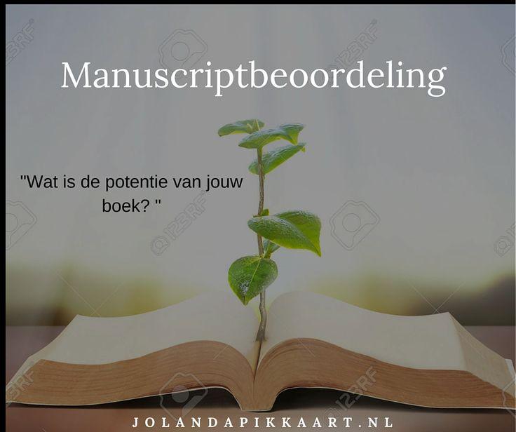 Boekidee- of manuscriptbeoordeling