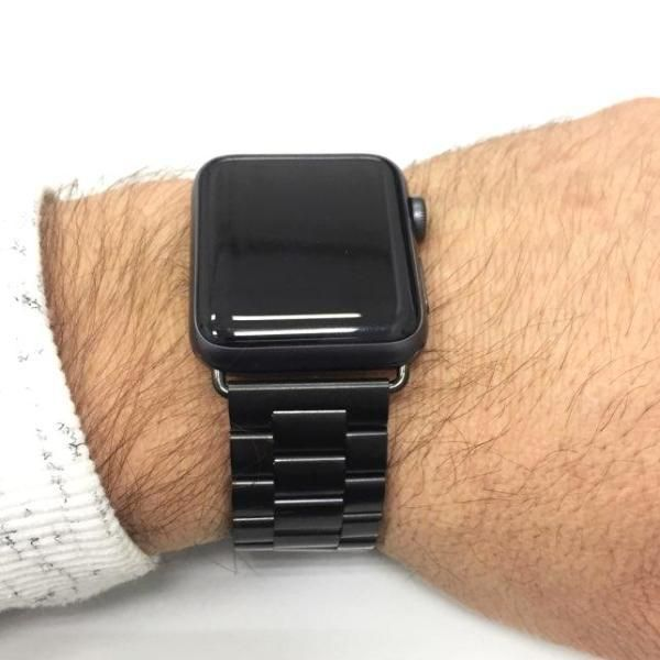 Apple Watch Sport Strand Band Link Band 44mm 42mm 40mm 38mm
