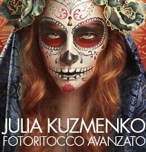 Questo corso è dedicato allo stato dell'arte del fotoritocco con Photoshop. Un approfondimento su tutte le tecniche più sofisticate e più recenti applicate alla fotografia di moda, beauty e al ritratto... studiate e sviluppate personalmente da Julia Kuzmenko.