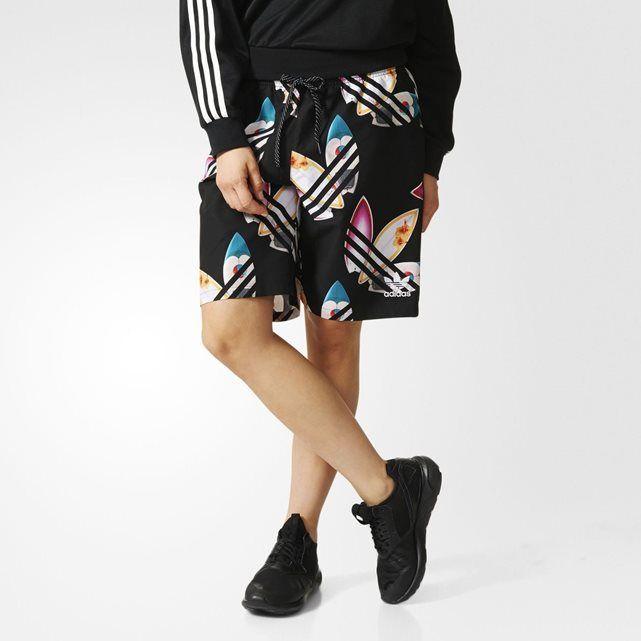 adidas Originals - Short Surf Pharrell Williams | La Redoute